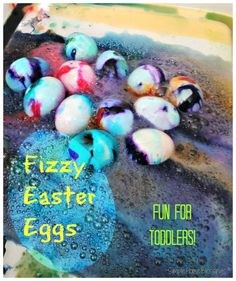 Fizzy Easter Egg act