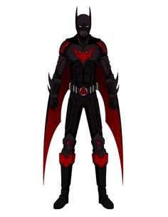 Batman Beyond - Alt Concept by *Jarein on deviantART