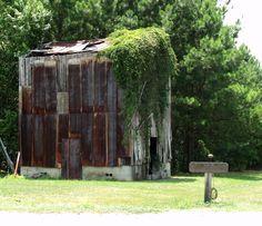 Fabulous Old Barn in NC