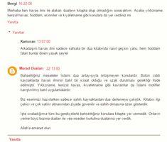 Bu Hacet Duası Sizi de Şok Edecek, Mutlaka Okumalısınız!   Bize Dualar Yeter Allah, Prayers, Health, God, Beans Recipes