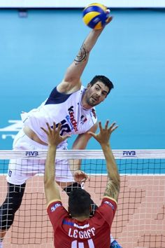 Men's Volleyball, Volleyball Players, Hot Men, Hot Guys, Olympians, Fit, Athlete, Muscle, Poses