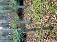 New prayer flags installed at the Earth Sanctuary Fen Stone Circle