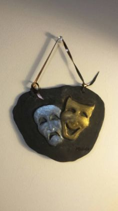 Check out this item in my Etsy shop https://www.etsy.com/listing/512343224/theater-masks
