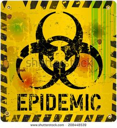 Epidemic: a widespread occurrence of an infectious disease in a community at a particular time.