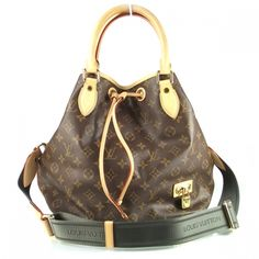 This is an authentic LOUIS VUITTON Monogram Neo.   This a fabulous bucket style bag that is functional and efficient as well as stylish and very chic.