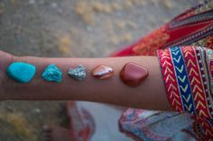 5 Ways to Heal Your Body with Crystals