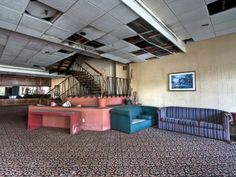 The Homowack Lodge – A Borscht Belt Hotel Abandoned in New York – Abandoned Playgrounds