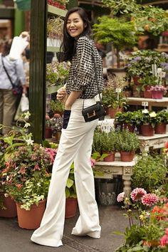 liu wen, moda, look, estilo, inspiração, fashion, style, outfit, inspiration, inspo