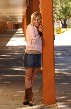 "Veronica Mars S1 Kristen Bell as ""Veronica Mars"""