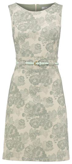 Dress Ellen Green - Le Pep