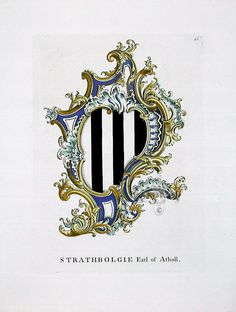 Richardson Heraldry Prints and Heraldic Crest Prints Baroque Art, Frame Background, Crests, Antique Prints, Coat Of Arms, Purple Gold, Timeline, Design Elements, Doodle
