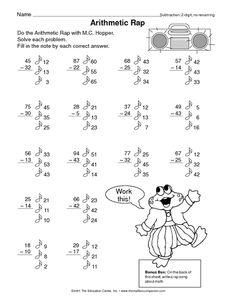 Arithmetic Math - The Mailbox