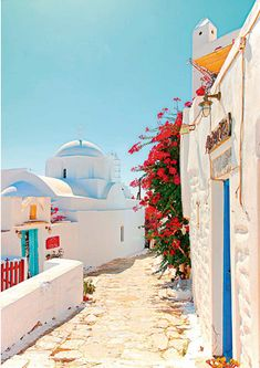 Amorgos, Greece Cyprus Island, Greece Islands, Greece Travel, More Pictures, Travel Inspiration, Taj Mahal, Beautiful Places, Fair Grounds, Earth