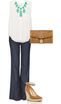 Spring/Summer: Simple but cute