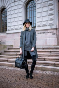 GREY IS THE NEW BLACK - STYLE PLAZA