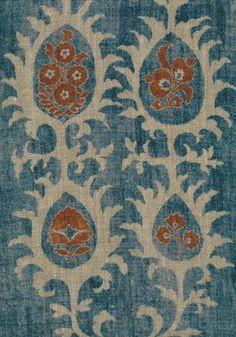 Lewis & Wood - Masai Blue