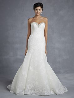 Blue by Enzoani Sapphire Bridal Gown Style - Huntsville