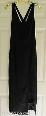 CDC-Caren Desiree Comp Formal Cocktail Dress/Prom Dress,Black  Size 10