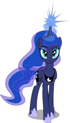 vector 596 - princess luna 15dashiesparkle.deviantart on deviantart | princess luna 2