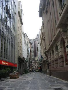 São Paulo Old Downtown