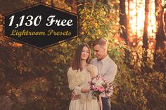 Free Lightroom Presets, download over 1,130 free presets today. No purchase required. Lightroom presets work with RAW and/or JPG files.