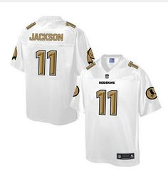 Washington Redskins DeSean Jackson GAME Jerseys