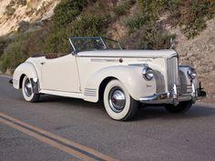 1941 Packard 180 Super Eight Convertible Victoria