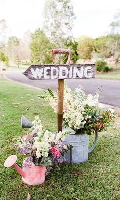 49 Very Romantic Backyard Wedding Decor Ideas Backyard Wedding Decorations, Wedding Backyard, Romantic Backyard, Wedding Gazebo, Backdrop Wedding, Flower Backdrop, Ceremony Decorations, Table Decorations, Vintage Wedding Signs