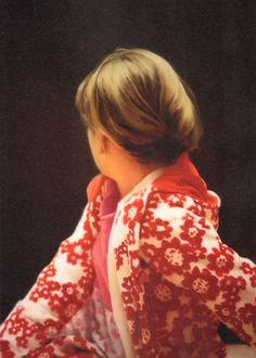 'Betty'. Gerhard Richter, 1988.