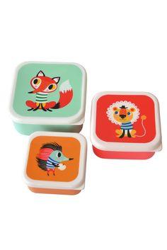Helen Dardik lunchbox set