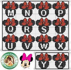 Monogramas Tema Disney