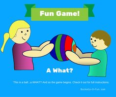 Fun Group Game-A Wha