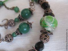 Купить Серьги нефритовые.Натуральный нефрит - подарок, молодежный стиль, натуральные камни, римляна, нефрит