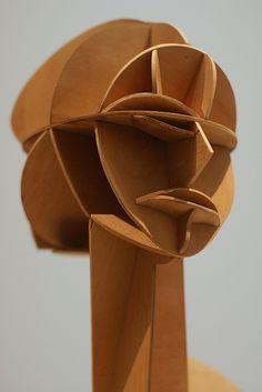 Naum Gabo Head