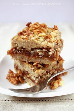 Datolyás ropogós (glutén-, cukor- és laktóz-mentes, paleo, vegán) | Pocak Panna