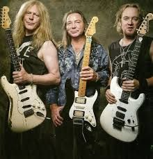 Image result for dave murray iron maiden