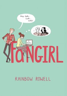 Another great book from Rainbow Rowell -- funny and touching! #yalit #bookstoread #goodbooks