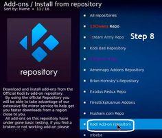 Kodi add-on repository Kodi Android, Android Box, Xbmc Kodi, Off Grid Survival, Kodi Builds, Amazon Hacks, Mac Address, Live Channels, Tv Services