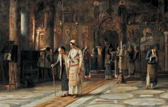 by Theodore Jacques Ralli Name Paintings, Greek Paintings, European Paintings, Oil Paintings, 10 Picture, Greek Art, Western Art, Impressionist, Folk Art