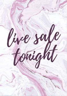 Facebook Live Sale Tonight   $5 Jewelry   Paparazzi Jewelry   New Inventory   Thank You for Your Orders   Paparazzi Accessories   Facebook   Lularoe   Lipsense   Direct Sales   Marketing   Marble   Purple   Pink