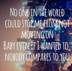 Nobody Compares: One Direction