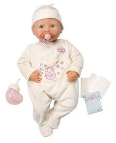 Zapf Creation Baby Annabell Version 4 (Barcode EAN = 4001167763544). http://www.comparestoreprices.co.uk/dolls/zapf-creation-baby-annabell-version-4.asp