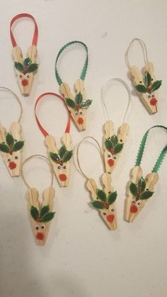 30 crazy diy projects to reuse clothespins diy crafts decor home 470415123578132459 Christmas Ornament Crafts, Christmas Crafts For Kids, Christmas Projects, Kids Christmas, Handmade Christmas, Holiday Crafts, Christmas Decorations, Christmas Clothes, Snowman Ornaments
