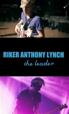 Riker Anthony Lynch = the leader of R5