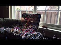 The Fossils of Intention | Eurorack Ambient - YouTube
