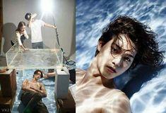 Under water effect