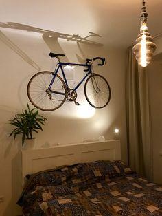 Bike Wall, Rack Bike, Berlin Mitte, Bicycle, Decor, Home, Hang In There, Bike, Decoration