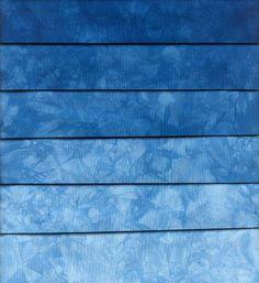 Cerulean Blue Gradation by azpatch, via Flickr