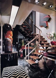 Bijou Living   Blog: 1979 Manhattan Apartment of Geoffrey Beene