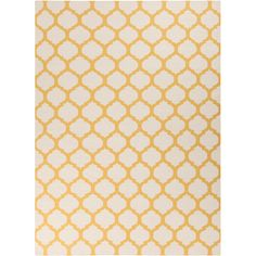 Casablanca Rug in Ivory & Gold - Best Foot Forward on Joss & Main